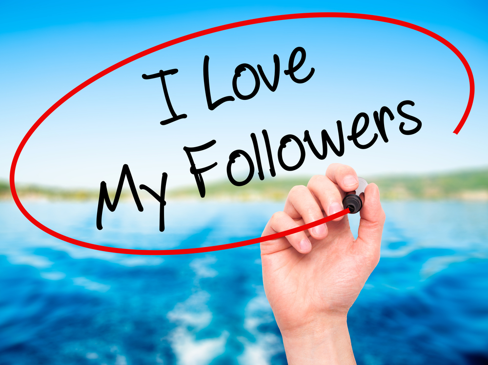 love followers